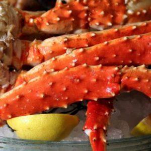 chân cua alaska, chân cua hoàng đế, chân king crab